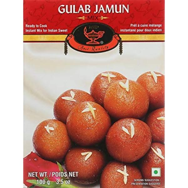 Deep Gulab Jamun Mix 3.5 Oz / 100 Gms