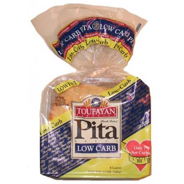 Toufayan's Achtaroute Plain Pita Bread 21.16 Oz / 600 Gms