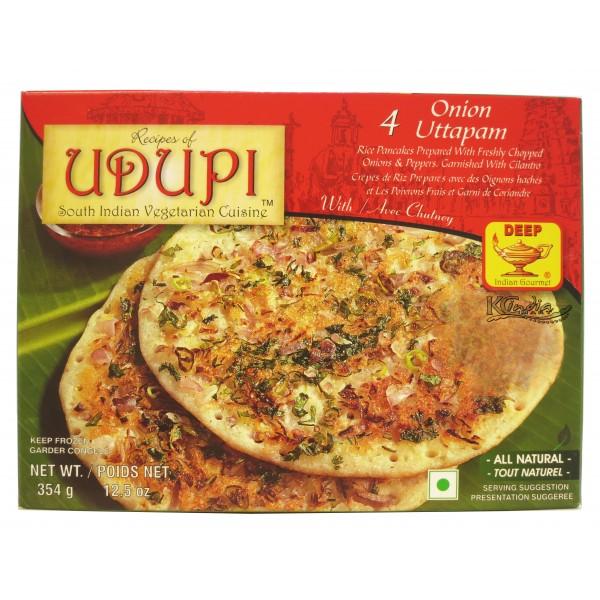Udupi 4 Onions Uttapam / 354 Gms