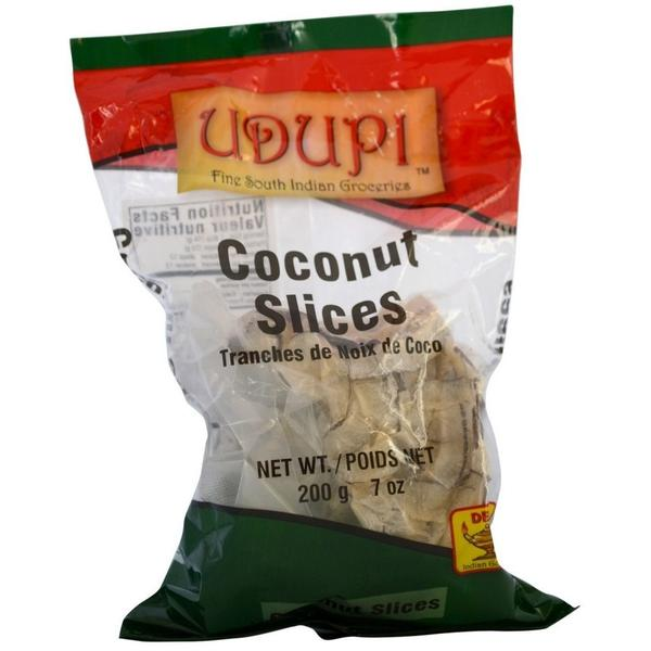 Udupi Coconut Slices 7 Oz / 200 Gms