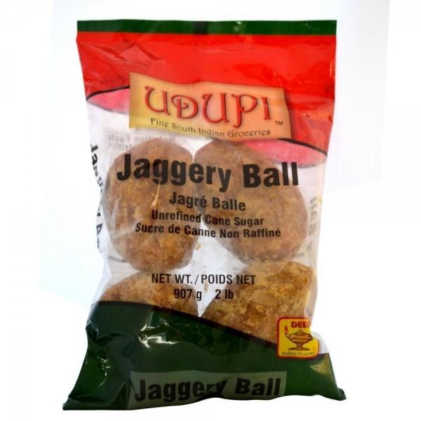 Udupi Jaggery Balls 2 Lb / 907 Gms