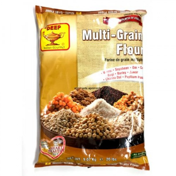 Deep Multi Grain Atta (Flour) 20lb