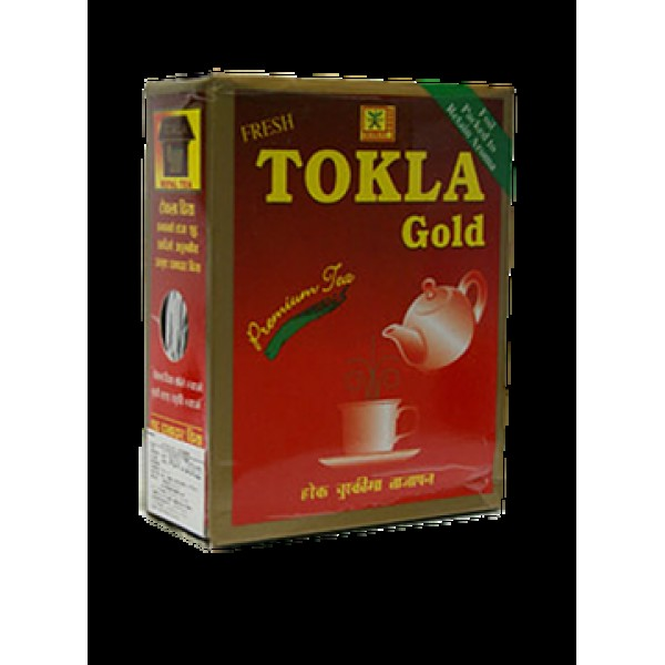 Tokla Gold Tokla Gold Tea 31.7 OZ / 900 Gms