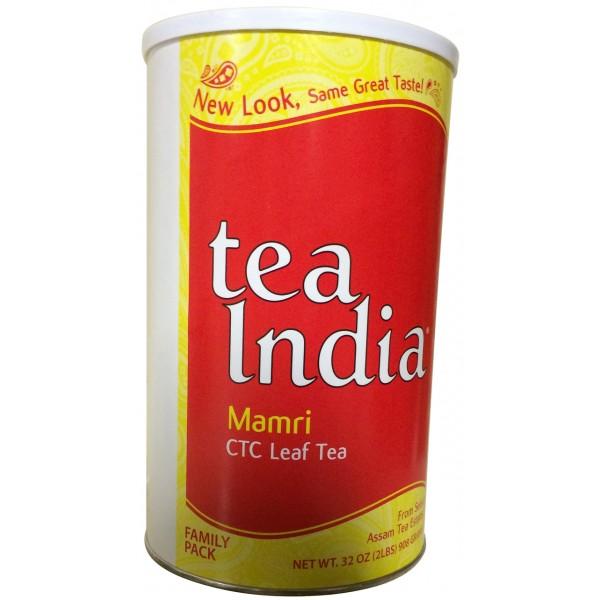 Tea India Mamri Ctc Assam Tea 32 OZ / 907 Gms