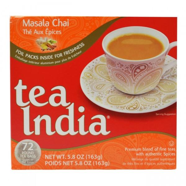 Tea India Masala Chai 5.8 OZ / 165 Gms