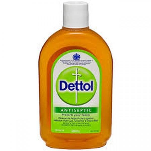 Dettol Liquid Antiseptic 7.5 OZ / 200 ml