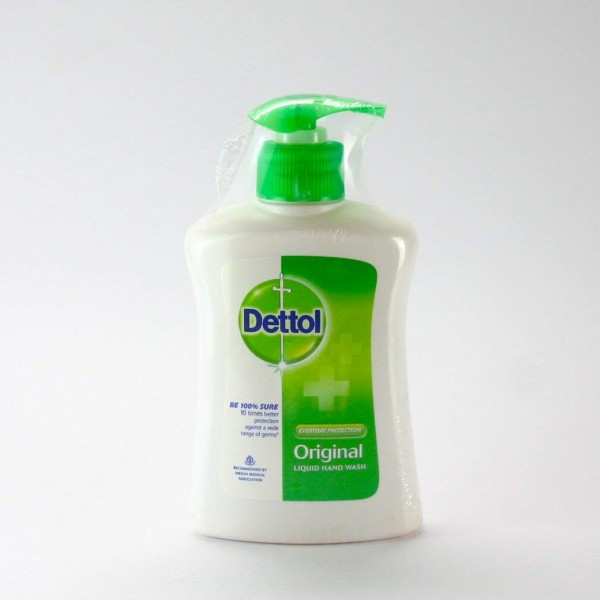 Dettol Liquid Hand Wash 215 ml
