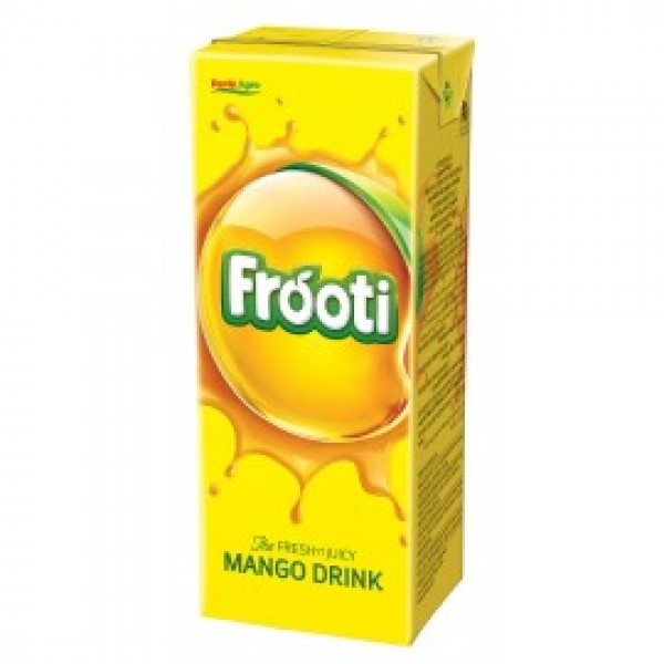 Frooti Mango Drink 6.76 Oz / 200 ml