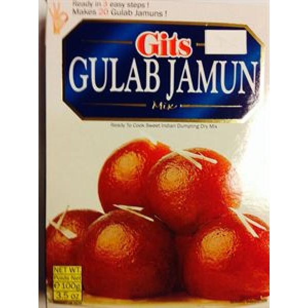 Gits Gulab Jamun Mix 3.5 Oz / 100 Gms
