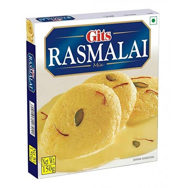 Gits Rasmalai 5.25 Oz / 150 Gms