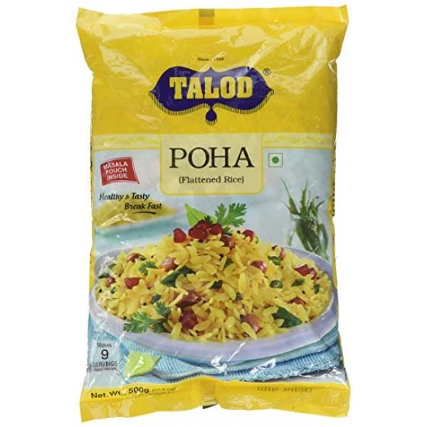 Talod Poha17.5 Oz / 500 Gms