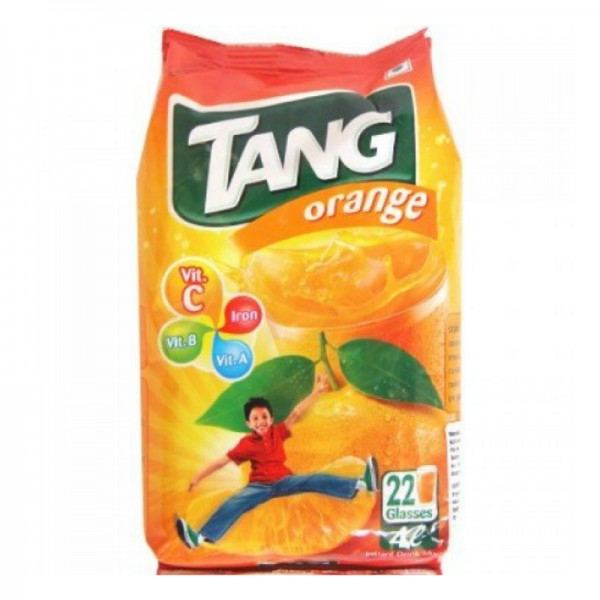 Tang Orange Orange Flavor 19.7 oz / 561 Gms