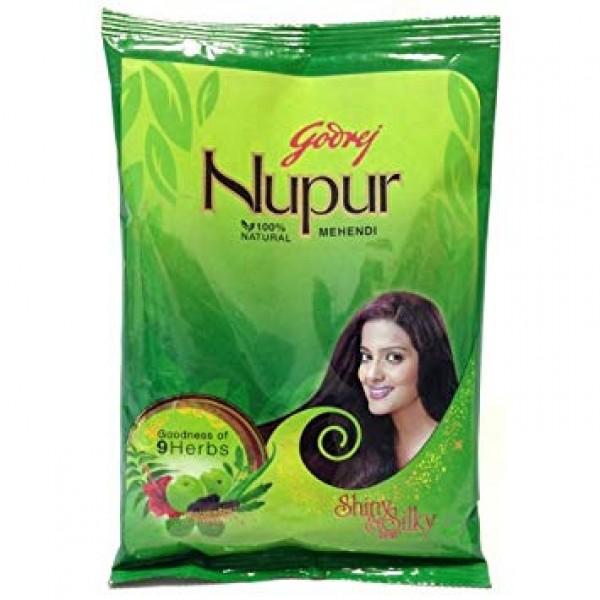Godrej Nupur Henna Powder 400 Gms