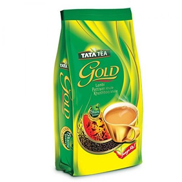 Tata Tea Gold 17.5 OZ / 496 Gms