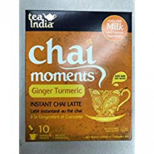 Tea India Ginger Turmeric 8.1oz/220Gms