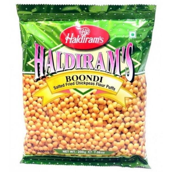Haldiram's Boondi 7 Oz / 200 Gms