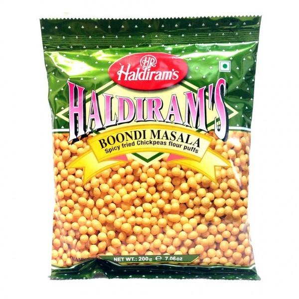 Haldiram's Boondi Masala 7 Oz / 200 Gms