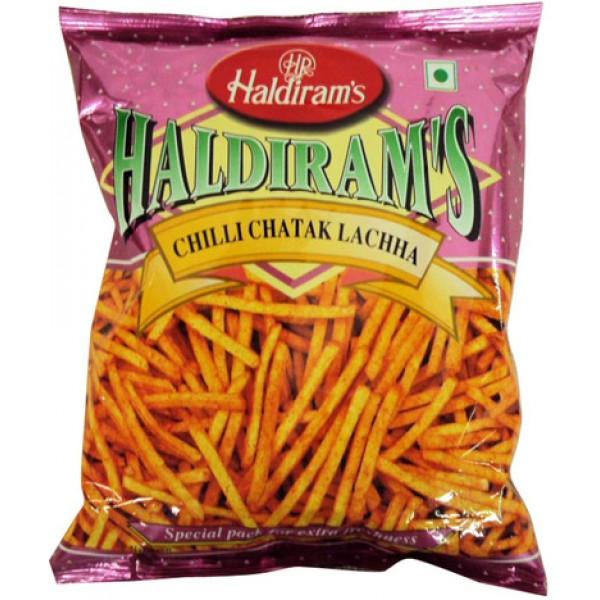 Haldiram's Chilli Chatak Lachha 7 Oz / 200 Gms