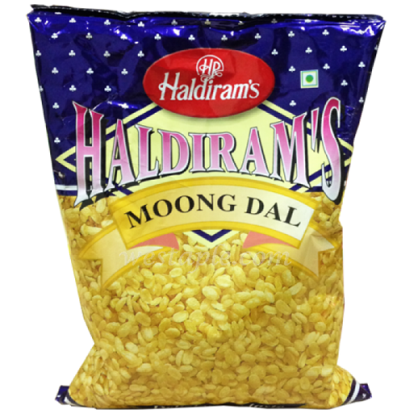Haldiram's  salty Moong Dal 1Kg + 200 Gms