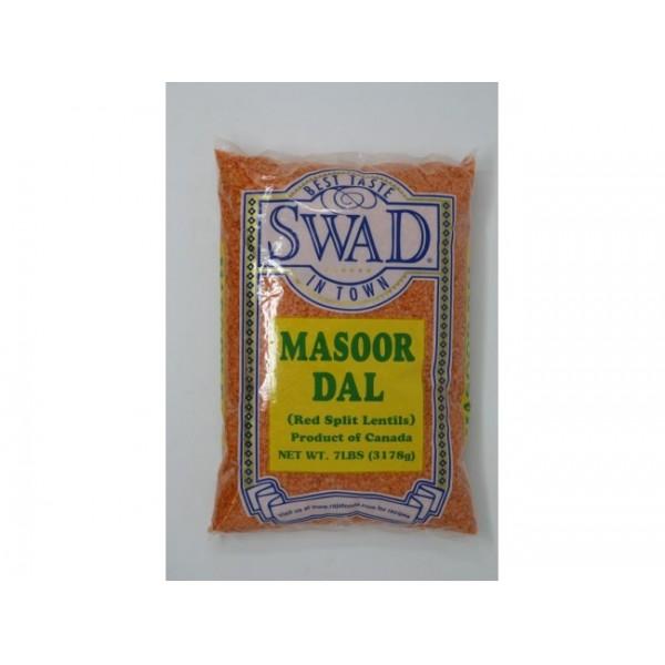 Laxmi Premium Quality Masoor Dal 4 Lb