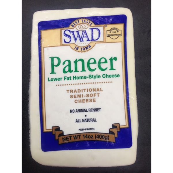 Swad Home -Style Paneer 14 OZ / 396.76 Gms