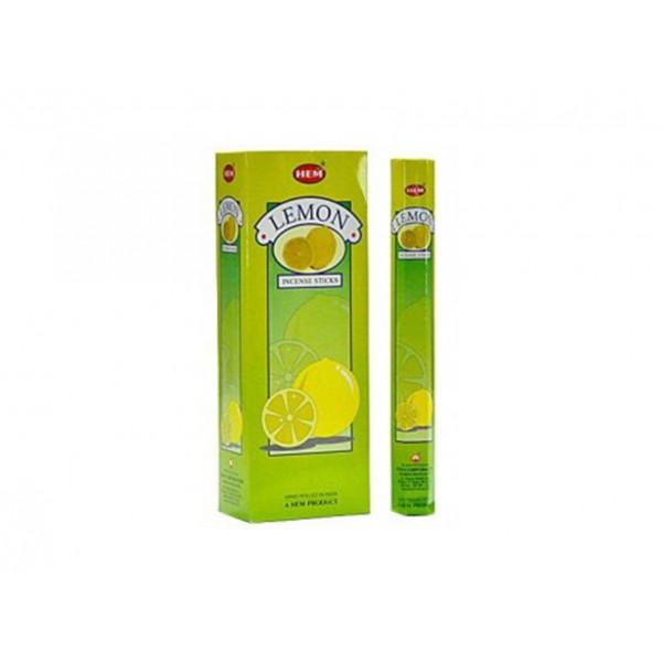 HEM Lemon Incense Sticks 1.76 Oz