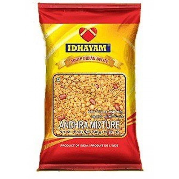 Idhayam Andhra Mix 12 Oz / 340 Gms