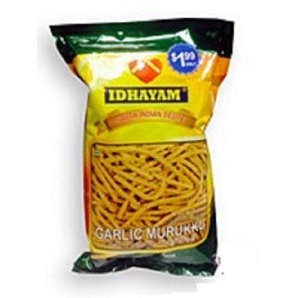 Idhayam Garlic Murukku 12 Oz / 340 Gms