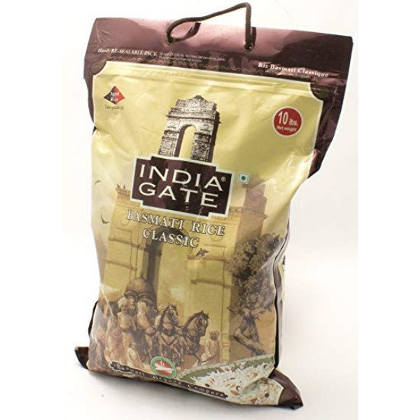 India Gate Basmati Rice 10lb