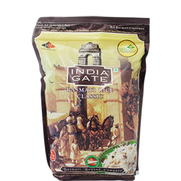 India Gate Basmati Rice Classic 10lb