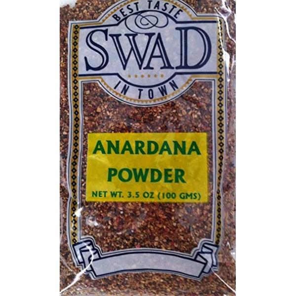 Swad Anardana Powder 3.5 Oz / 100 Gms
