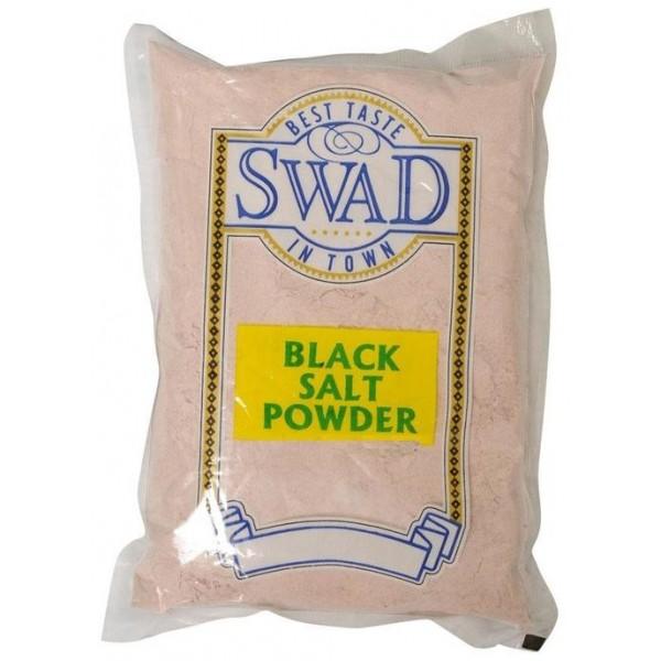 Swad Black Salt Powder 3.5 Oz  / 100 Gms