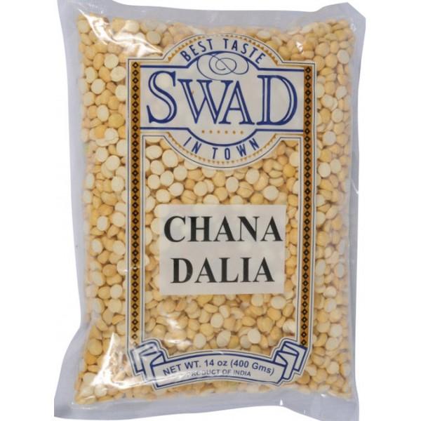 Swad Chana Dalia 14 Oz / 400 Gms