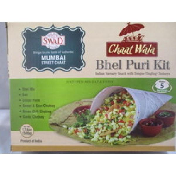 Swad Chat Wala Bhel Puri Kit 17.6 Oz / 500 Gms