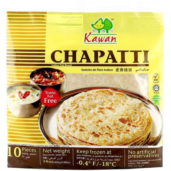 Kawan Chapati 10 Pieces
