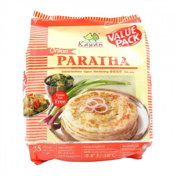 Kawan Onion Paratha 25 Pieces
