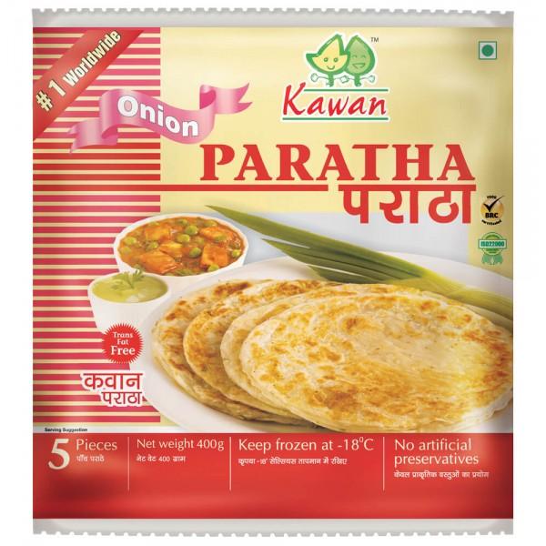 Kawan Onion Paratha 5 Pieces