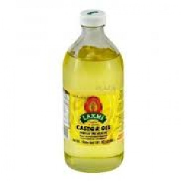 Laxmi Castor Oil 16 Oz / 473 ml