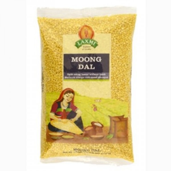 Laxmi Premium Quality Moong Dal 8 Lb