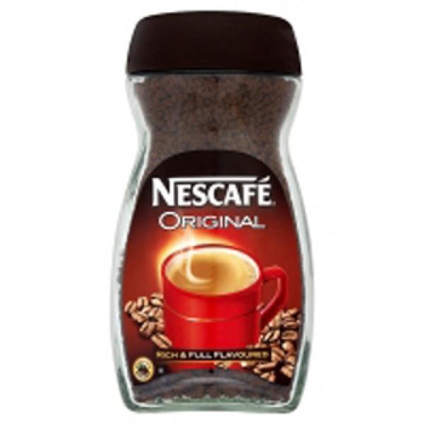 Nescafe Original  UK 7 OZ / 198 Gms