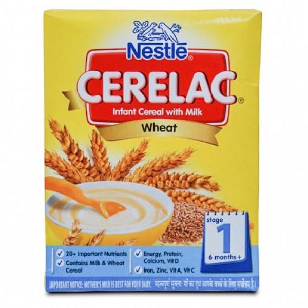 NestleCeralac Wheat 10.54 OZ / 300 Gms