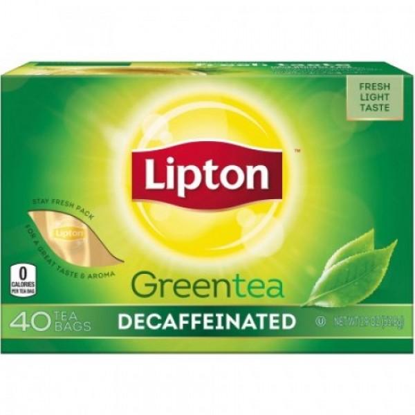 Lipton D'cafe Green Tea 40 bags