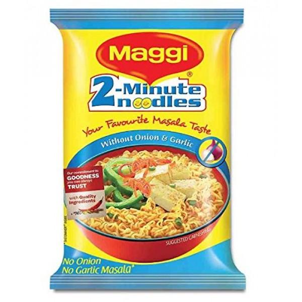Maggi No Onions No Garlic 70 Gms