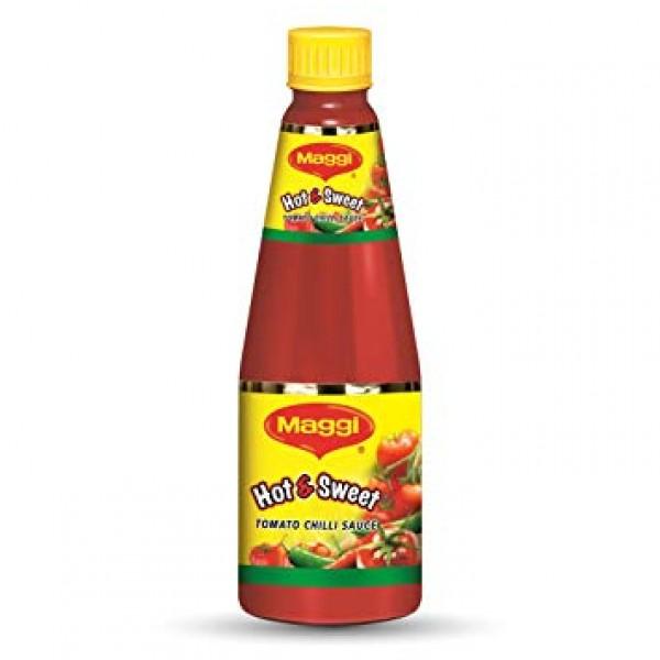 Maggi Hot & Sweet Tomato Chilli Sauce 17.6 OZ / 500 Gms