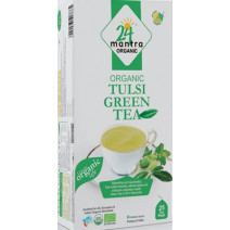 24 Mantra Organic India Tulsi Green Tea 100Gms