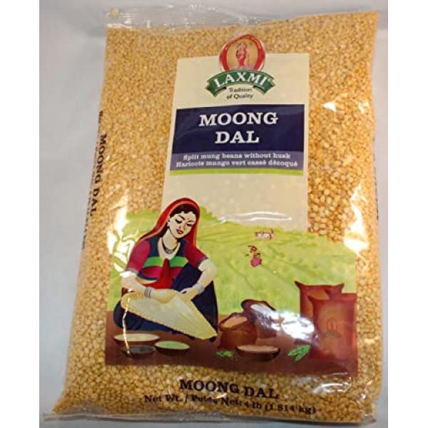 Laxmi Premium Moong Dal 4 Lb