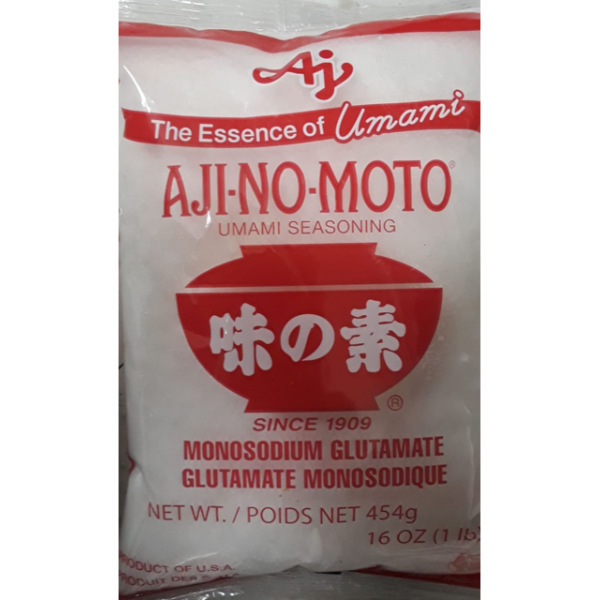 Aji-No-Moto/Ajinomoto (Umami Seasoning) 454Gms/16 Oz(1 Lb)