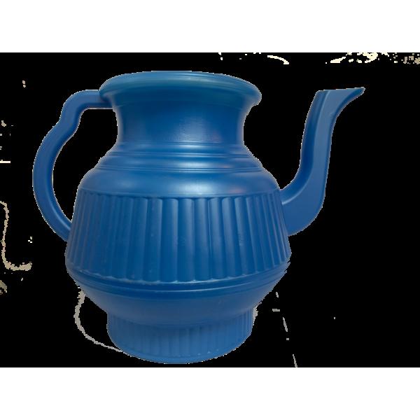 Blue Lota or Bodna or Toilet Wash Jug -17.6 CM/2.25 liter