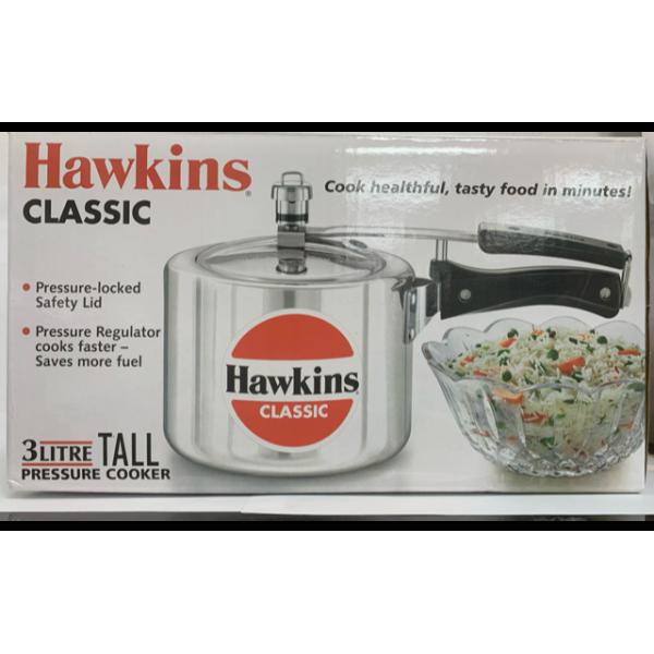 Hawkins Stainless Steel Cooker 3 LT