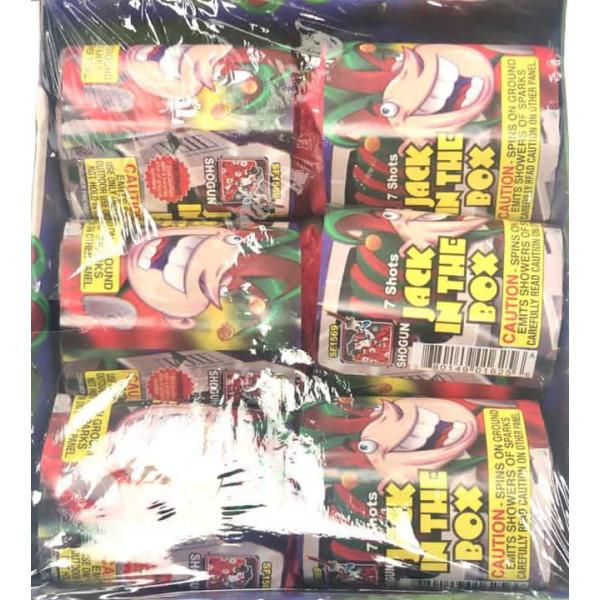 Diwali Firecrackers - Jack in the box